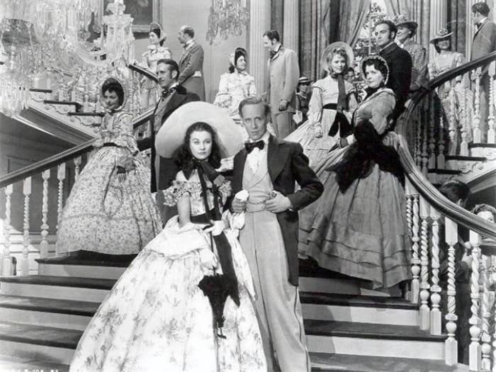 Кадр из фильма *Унесенные ветром*, 1939 | Фото: unfadingstar.beon.ru