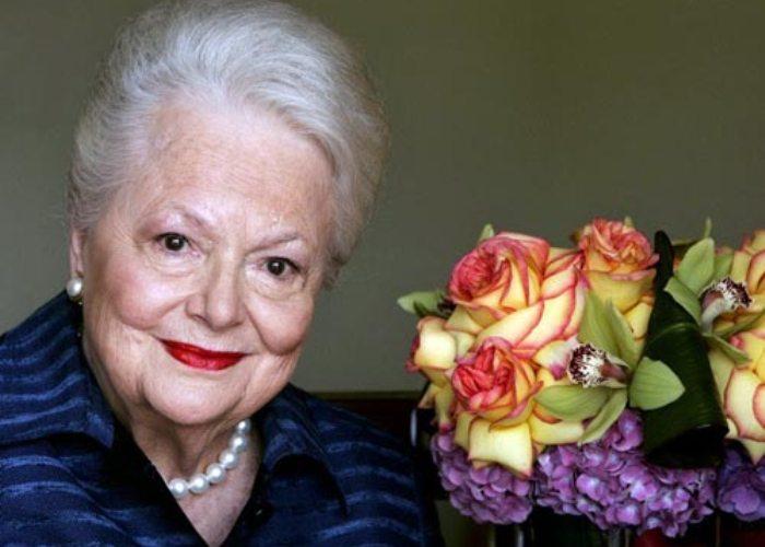 Актриса-долгожительница Оливия де Хэвилленд | Фото: eg.ru