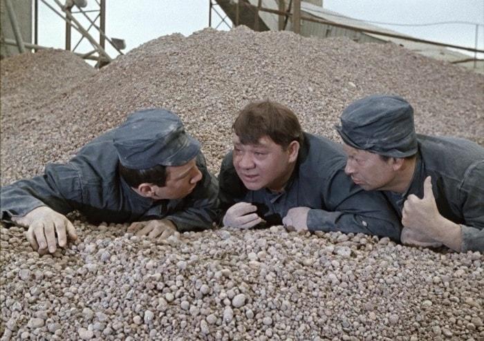 Кадр из фильма *Джентльмены удачи*, 1971 | Фото: kinopoisk.ru