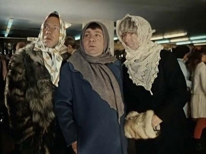 С. Крамаров, Е. Леонов и Г. Вицин в комедии *Джентльмены удачи*, 1971 | Фото: kinopoisk.ru