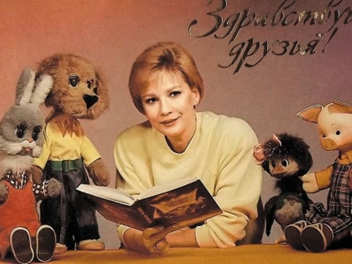 Ведущая программы Татьяна Веденеева | Фото: sobesednik.ru