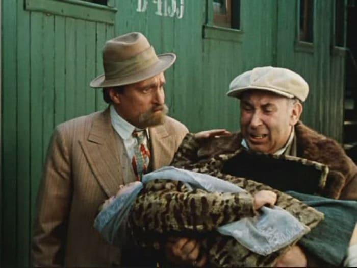 Кадр из фильма *Раба любви*, 1975 | Фото: kino-teatr.ru