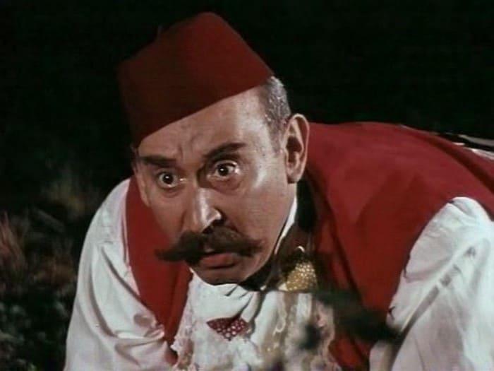 Готлиб Ронинсон в фильме *Волшебный круг*, 1976 | Фото: kino-teatr.ru