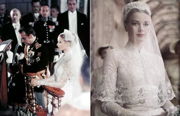 Свадьба Ренье ІІІ и Грейс Келли