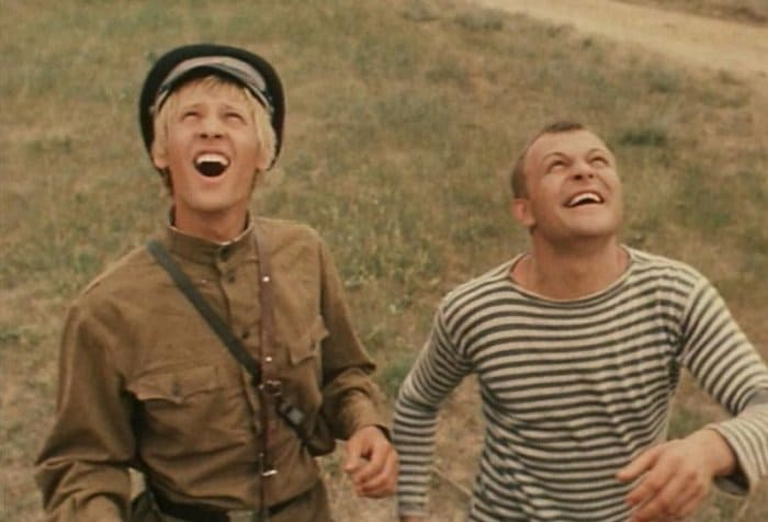 Кадр из фильма *Зеленый фургон*, 1983   Фото: domkino.tv