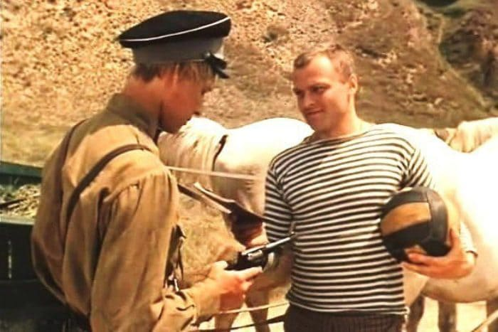 Кадр из фильма *Зеленый фургон*, 1983   Фото: e-news.su