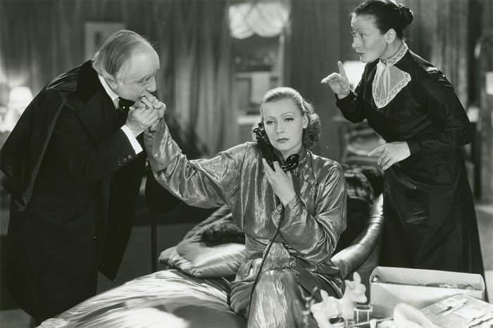 Кадр из фильма *Гранд-отель*, 1932   Фото: gazeta.ru