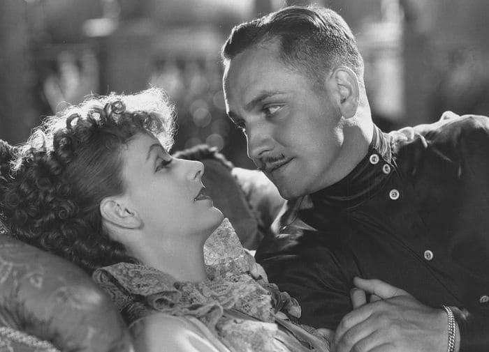 Кадр из фильма *Анна Каренина*, 1935   Фото: gazeta.ru