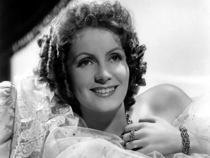 Грета Гарбо в фильме *Дама с камелиями*, 1936   Фото: kino-teatr.ru
