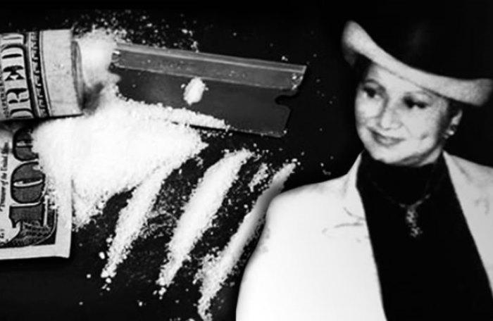 Первый в мире кокаиновый миллиардер Гризельда Бланко | Фото: colombia.interlatin.com
