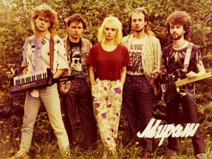 Группа *Мираж* | Фото: radikal.ru