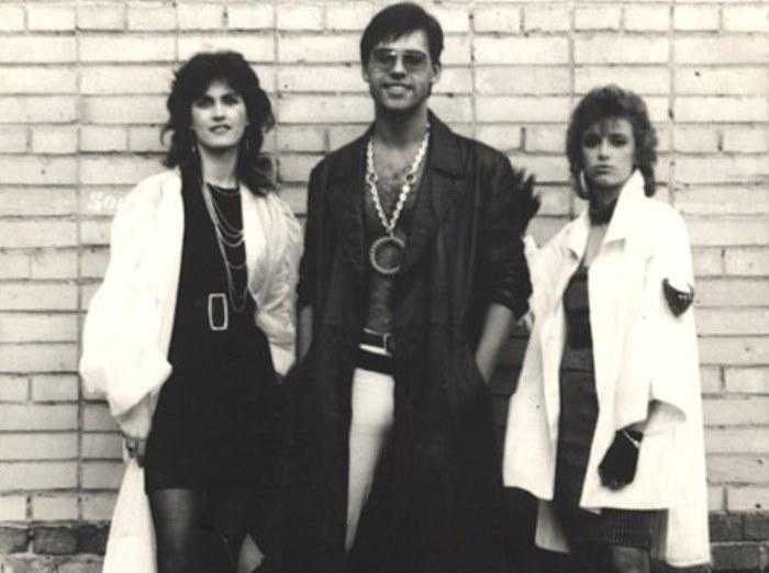 Светлана Разина, Андрей Литягин и Наталья Гулькина, 1987 | Фото: glasweb.com