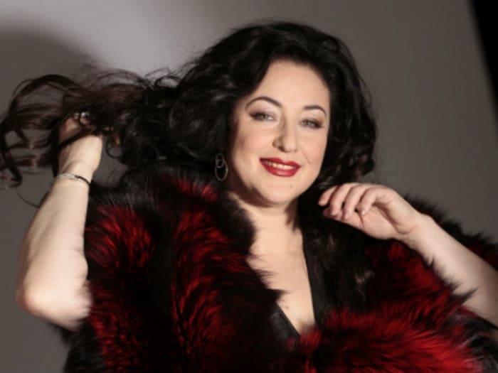 Знаменитая певица Тамара Гвердцители | Фото: sobesednik.ru