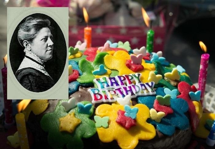 Милдред Джейн Хилл – автор самой узнаваемой песни в мире  | Фото: leonidzl.com и cdn.birthdaypartycentral.com