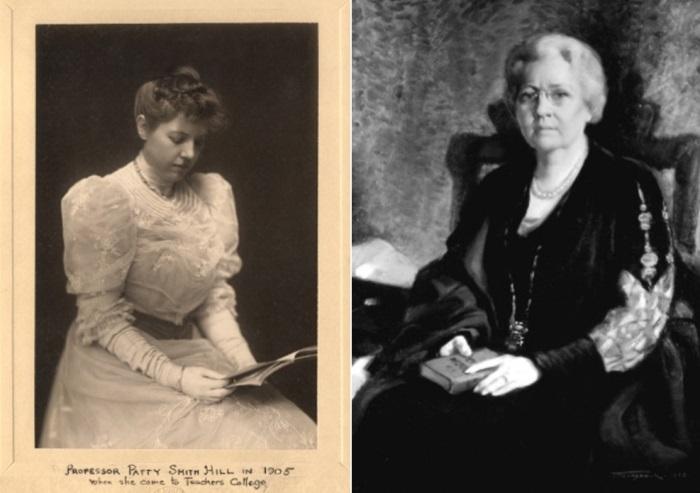Патти Смит Хилл, 1905   Фото: leonidzl.com и liveinternet.ru