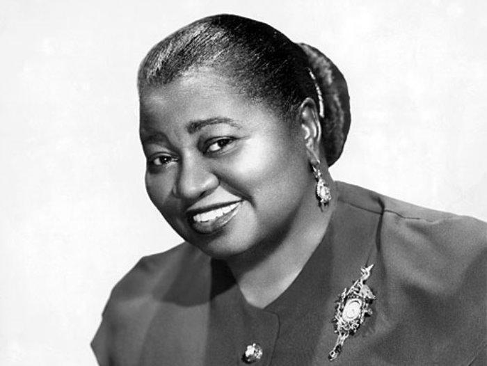Самая знаменитая темнокожая женщина 1940-х гг. | Фото: kinopoisk.ru