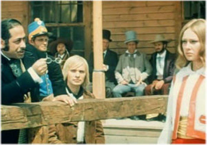 Кадр из фильма *Всадник без головы*, 1973 | Фото: krymania.ru