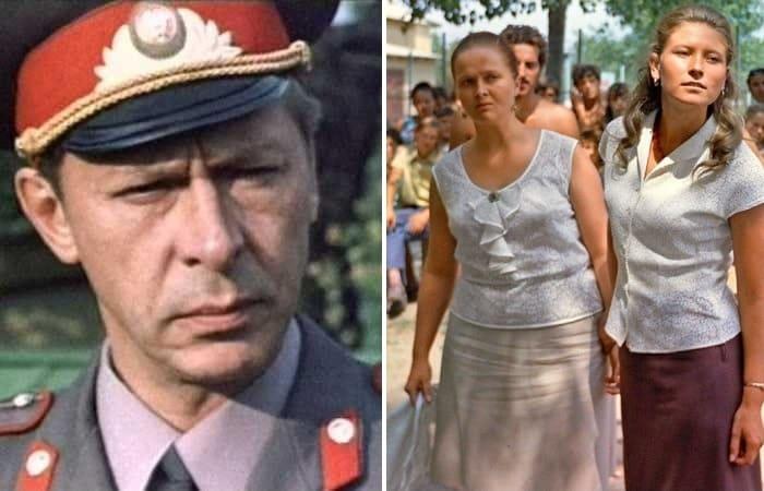 Кадры из фильма *Здравствуй и прощай*, 1972 | Фото: kino-teatr.ru, 7days.ru