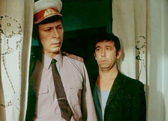 Кадр из фильма *Здравствуй и прощай*, 1972 | Фото: kino-teatr.ru