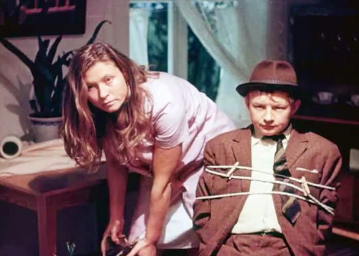Кадр из фильма *Здравствуй и прощай*, 1972 | Фото: tvc.ru