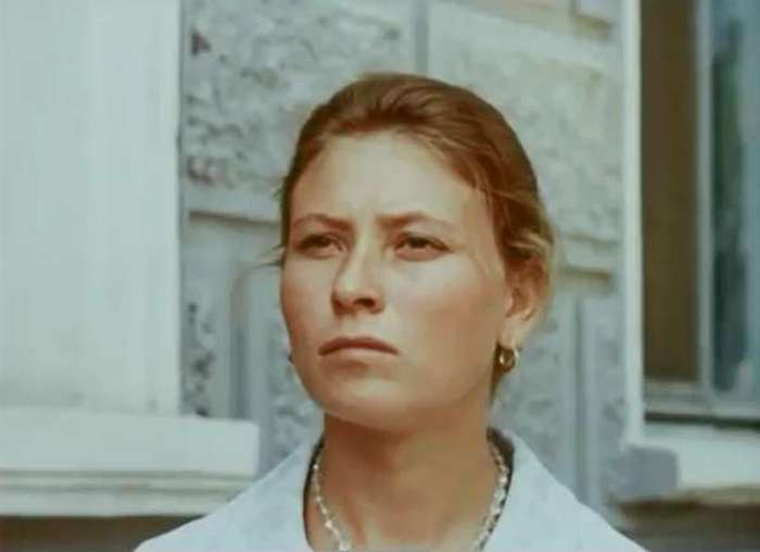 Людмила Зайцева в фильме *Здравствуй и прощай*, 1972 | Фото: kino-teatr.ru