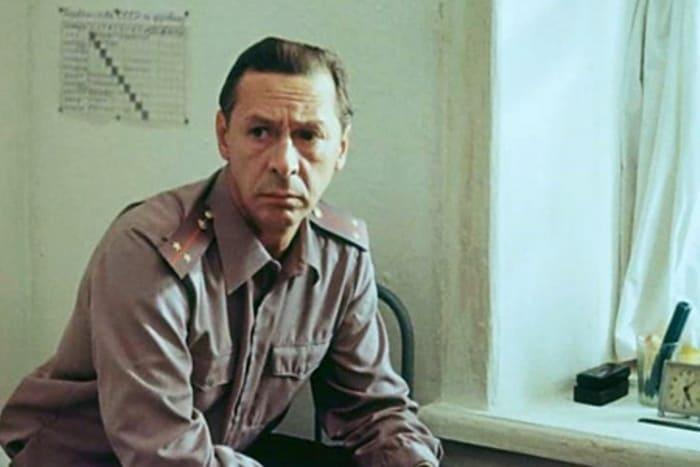 Олег Ефремов в фильме *Здравствуй и прощай*, 1972 | Фото: kino-teatr.ru