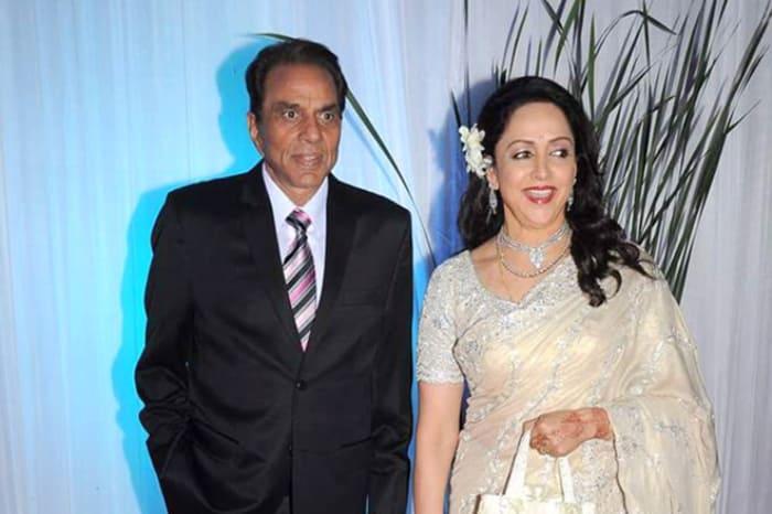 Дхармендра и Хема Малини | Фото: 24smi.org