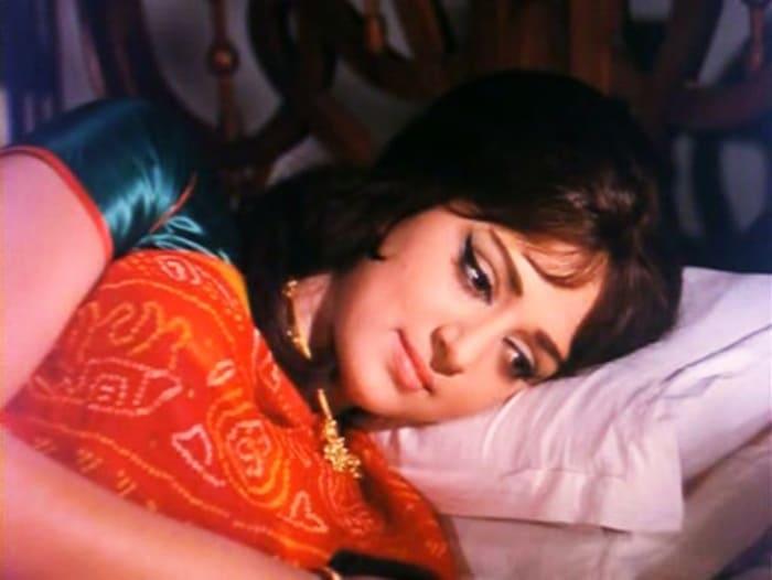 Кадр из фильма *Прекрасная танцовщица*, 1970 | Фото: kino-teatr.ru