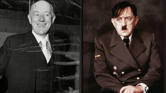 Алек Гиннес сыграл Гитлера в 1973 г. | Фото: kino.mail.ru