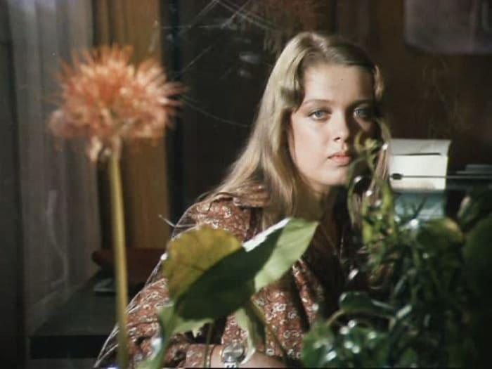 Любовь Руденко в фильме *Отпуск за свой счет*, 1981   Фото: kino-teatr.ru