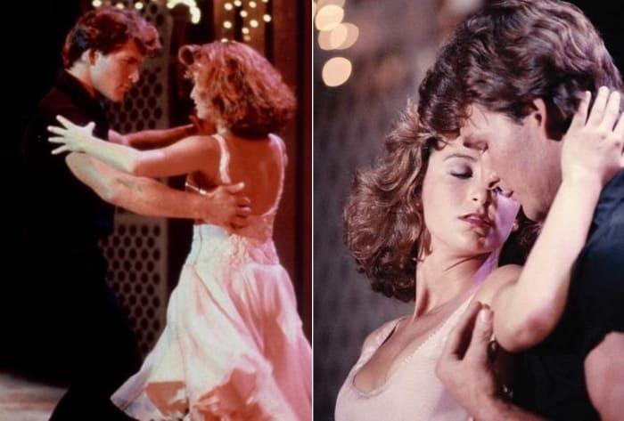 Кадры из фильма *Грязные танцы* | Фото: tele.ru