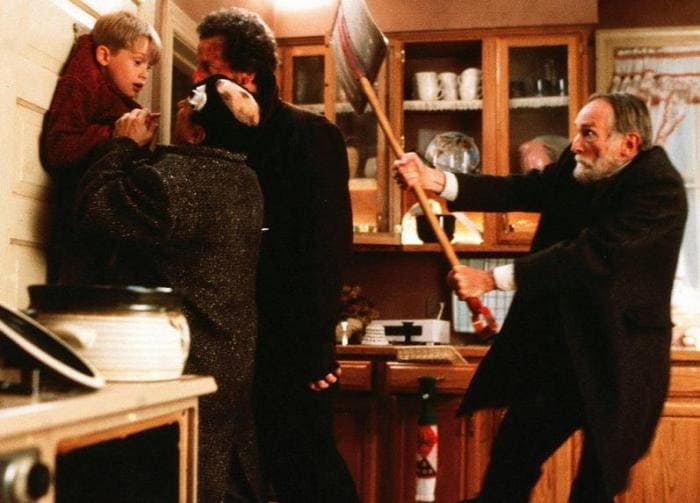 Кадр из фильма *Один дома*, 1990 | Фото: kino-teatr.ru