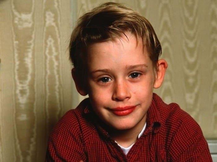Юный актер в 1991 г. | Фото: bigpicture.ru