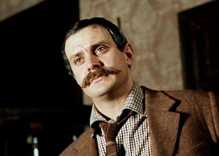 Никита Михалков в роли сэра Генри Баскервиля | Фото: ruskino.ru