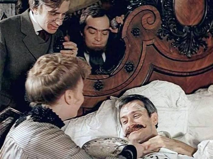 Кадр из фильма *Собака Баскервилей*, 1981 | Фото: ivi.ru