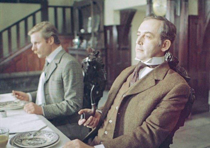 Кадр из фильма *Собака Баскервилей*, 1981 | Фото: dubikvit.livejournal.com