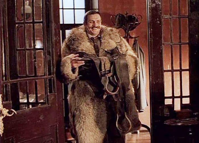 Никита Михалков в роли сэра Генри Баскервиля | Фото: bigpicture.ru