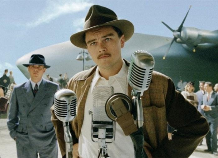 Леонардо ди Каприо в роли Говарда Хьюза в фильме *Авиатор*, 2004 | Фото: kino-expert.info