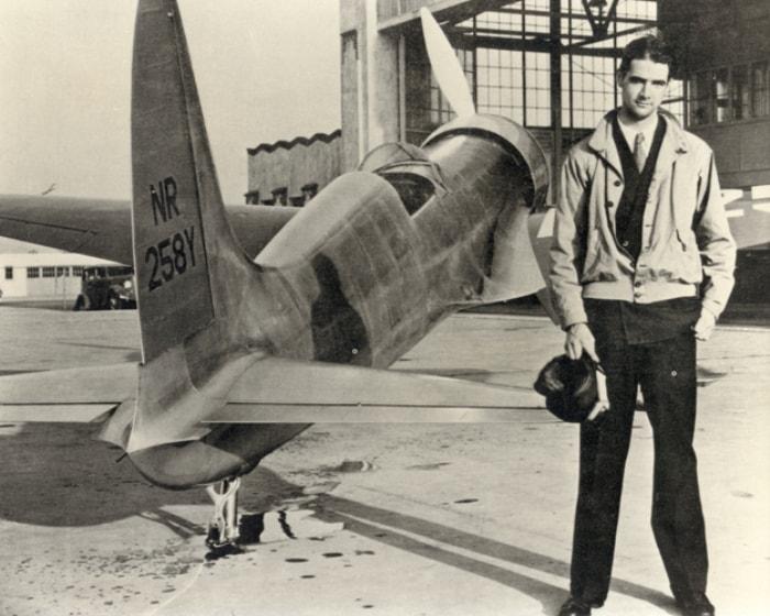 Говард Хьюз и страсть всей его жизни – самолеты | Фото: liport.ru