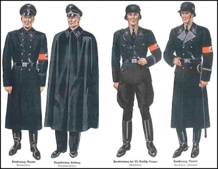 Униформа вермахта | Фото: crazytrends.net