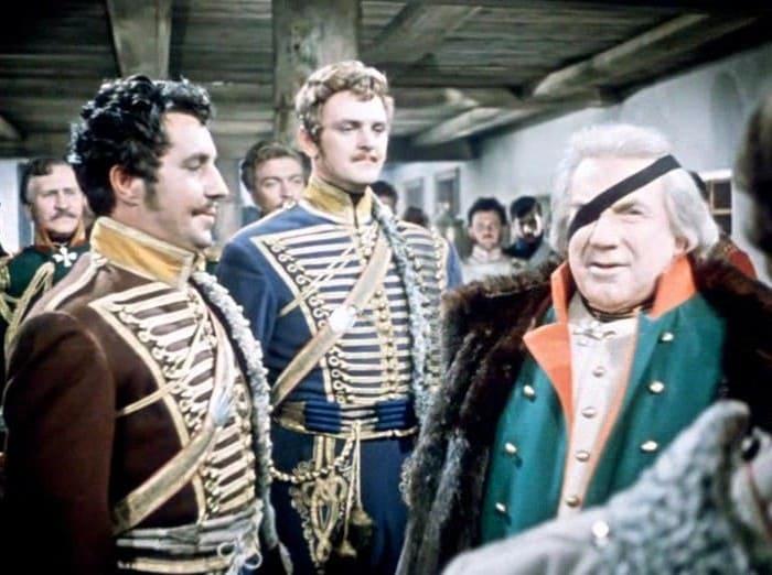 Кадр из фильма *Гусарская баллада*, 1962 | Фото: aeslib.ru