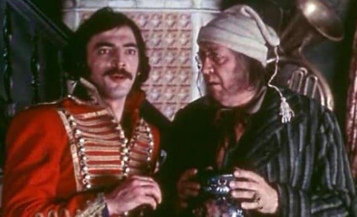 Кадр из фильма *Сватовство гусара*, 1979 | Фото: dokonline.com
