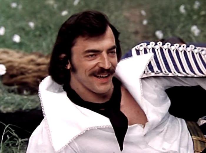 Михаил Боярский в фильме *Сватовство гусара*, 1979 | Фото: vokrug.tv