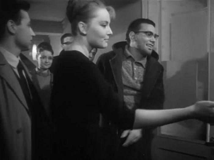 Андрон Кончаловский (справа) в фильме *Мне двадцать лет*, 1962-1964   Фото: kino-teatr.ru