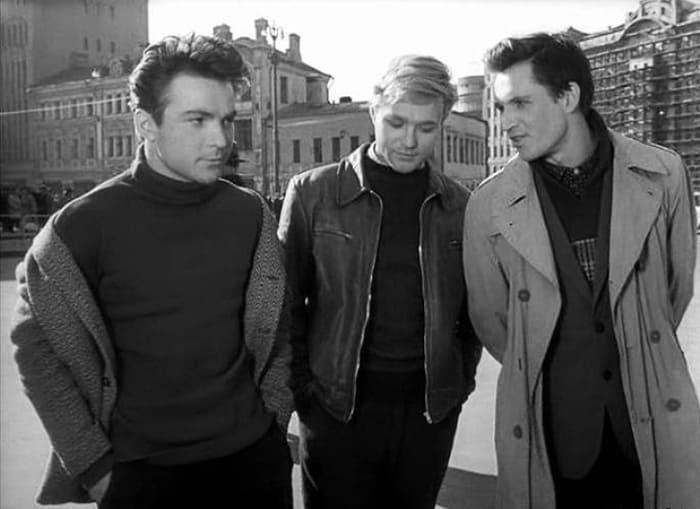 Кадр из фильма *Мне двадцать лет*, 1962-1964 | Фото: kino-teatr.ru