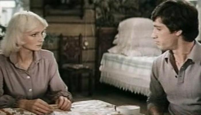 Кадр из фильма *Не могу сказать *прощай*, 1982 | Фото: kinodisk.com