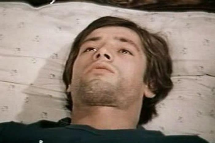 Сергей Варчук в фильме *Не могу сказать *прощай*, 1982 | Фото: starhit.ru