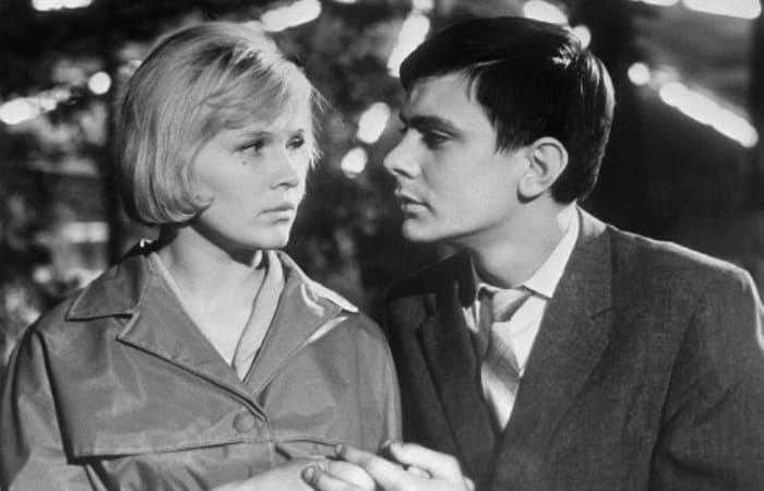 Кадр из фильма *Я шагаю по Москве*, 1963 | Фото: kino-teatr.ru