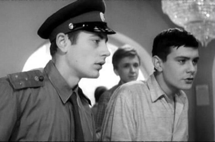 Кадр из фильма *Я шагаю по Москве*, 1963 | Фото: domkino.tv