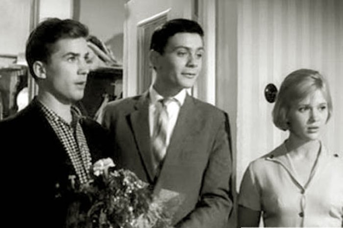 Кадр из фильма *Я шагаю по Москве*, 1963 | Фото: aif.ru